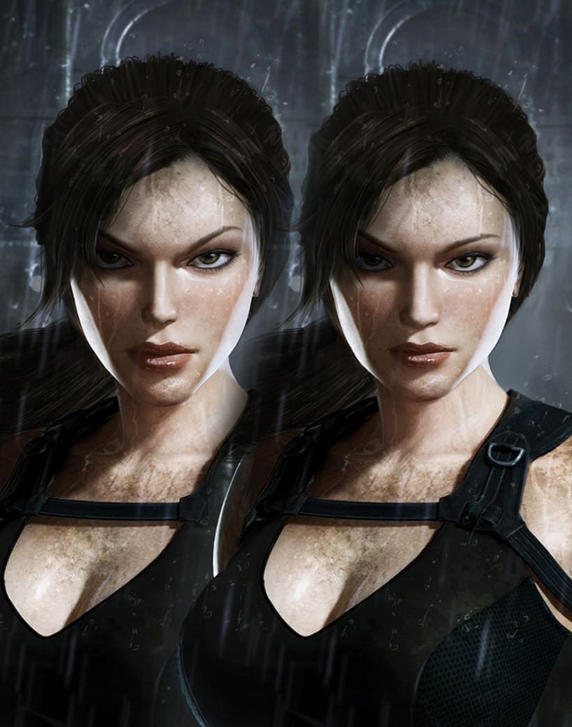Retoque digital: Tomb Raider 0