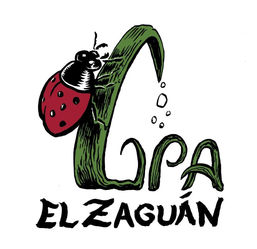 GPA  El Zaguán.  Diseño de la imagen de una asociación de agroecología. -1
