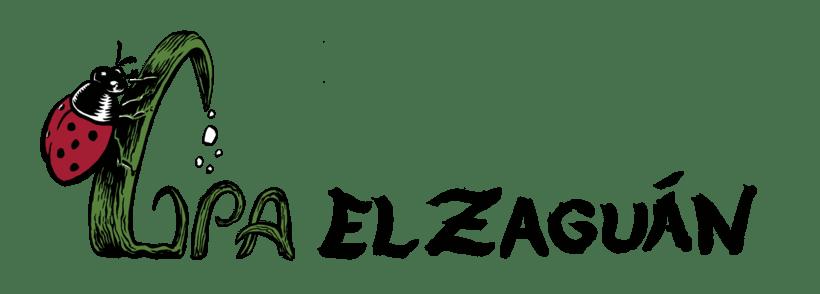 GPA  El Zaguán.  Diseño de la imagen de una asociación de agroecología. 0
