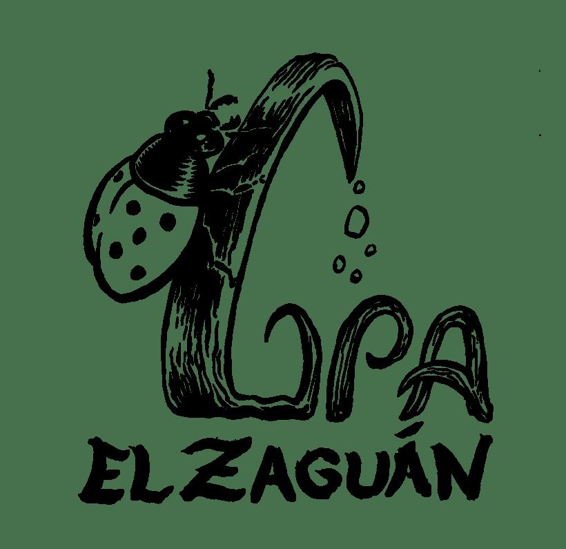 GPA  El Zaguán.  Diseño de la imagen de una asociación de agroecología. 2
