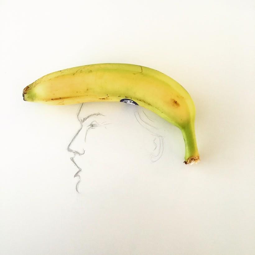 Banana Trump -1