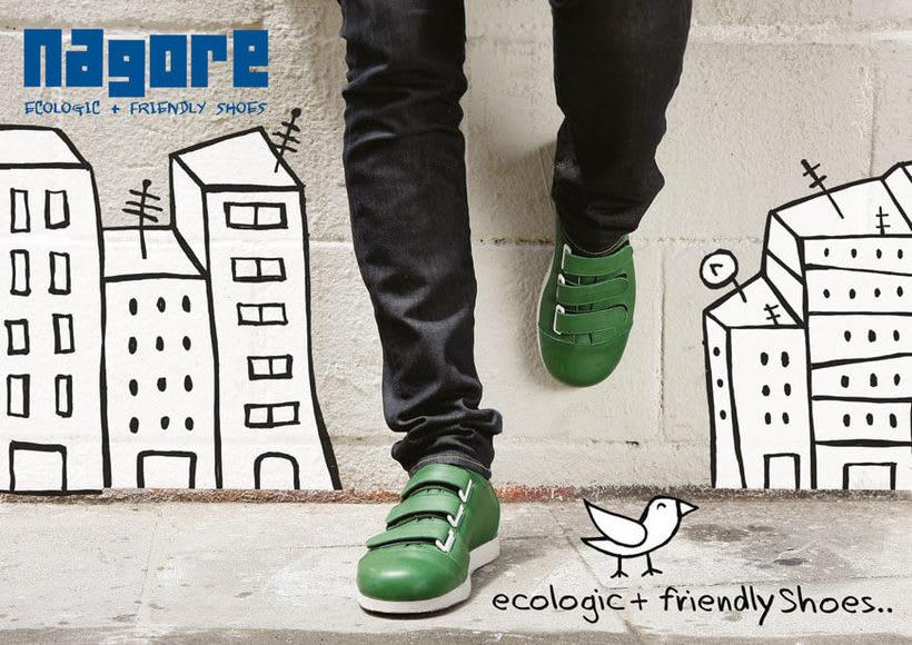 Fotografía de calzado para Nagore 1