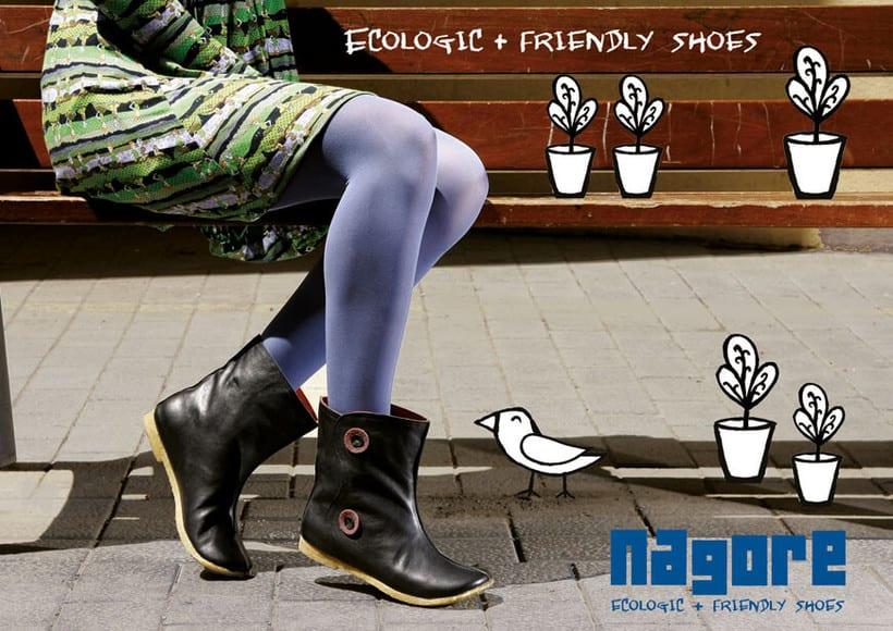 Fotografía de calzado para Nagore 2