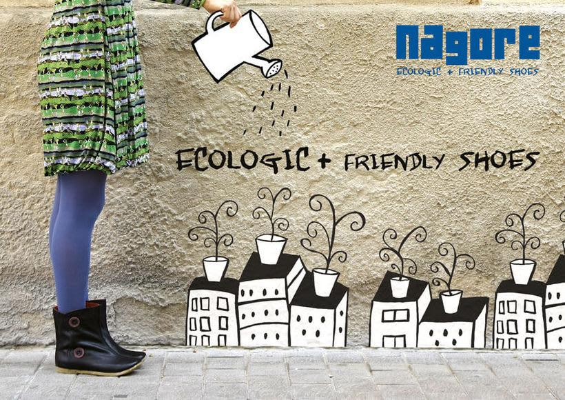 Fotografía de calzado para Nagore 3