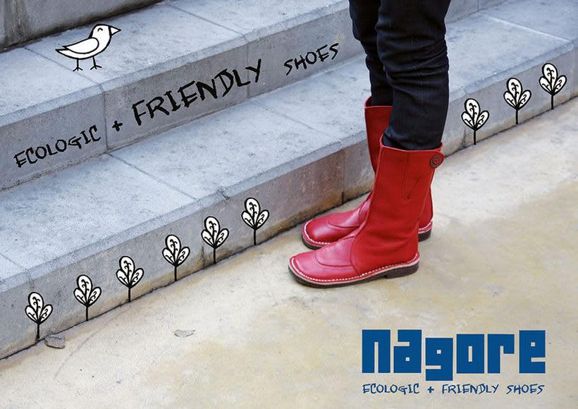 Fotografía de calzado para Nagore 4