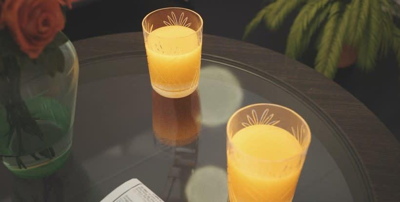 """""""Naranjas"""" Archviz Interior 2"""