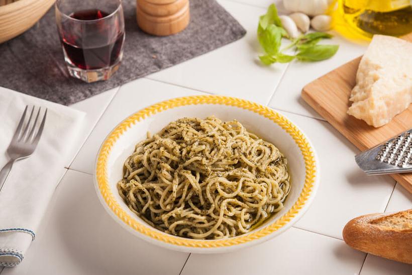 Fotografía alimentaria para Farina Pasta Fresca 1