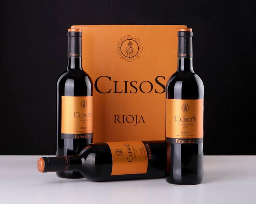 Fotografía de botellas para Bodegas Paternina 1