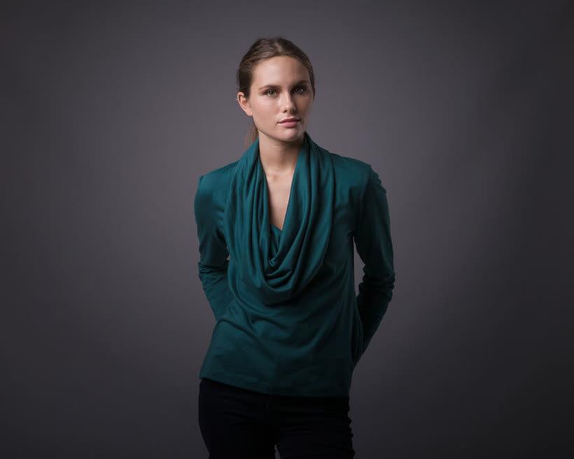 Fotografía de moda ecológica para Bloi 3