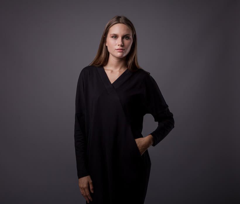Fotografía de moda ecológica para Bloi 1