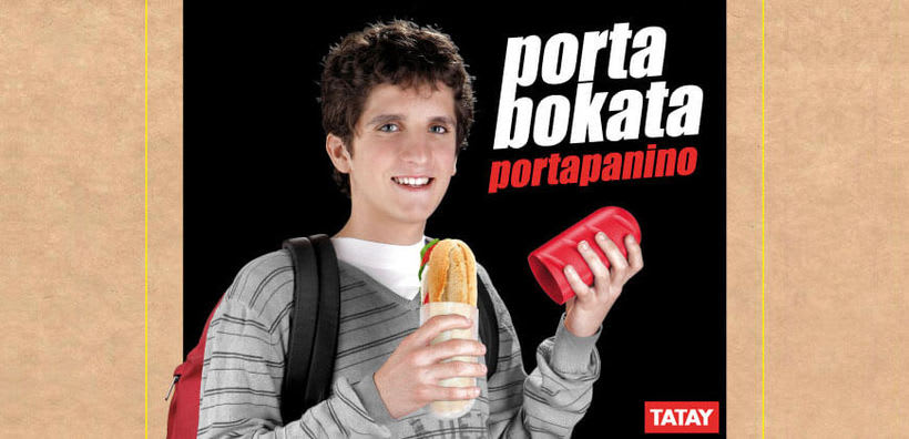 Fotografía de producto y de packaging para Tatay 3
