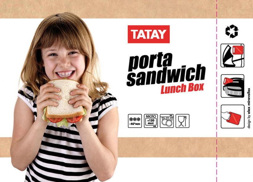 Fotografía de producto y de packaging para Tatay 2