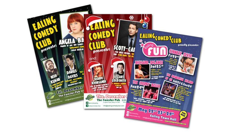 Ealing Comedy Club 2