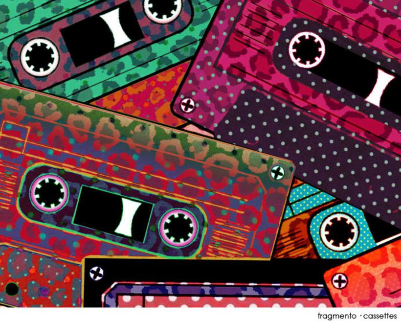 · cassettes · 3