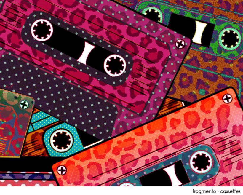 · cassettes · 4