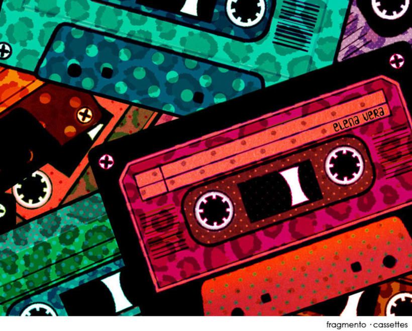 · cassettes · 5