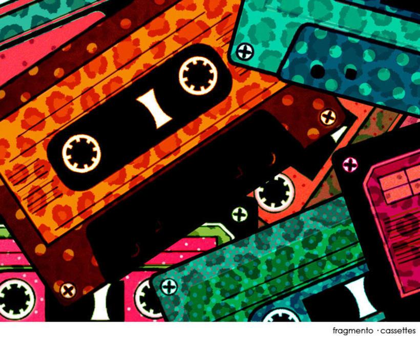 · cassettes · 6