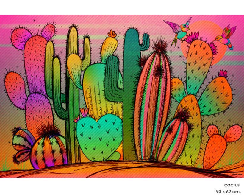 · cactus · 1