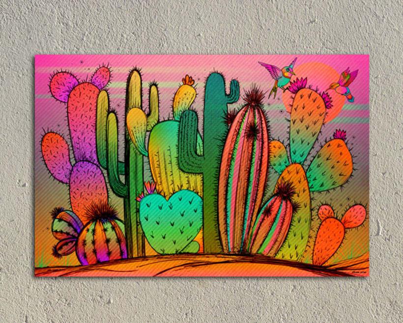 · cactus · 2