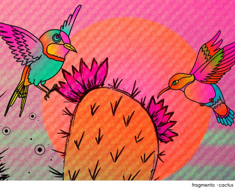 · cactus · 3