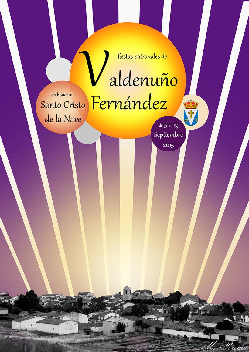 Fiestas patronales de Valdenuño Fernández. Año 2015 0