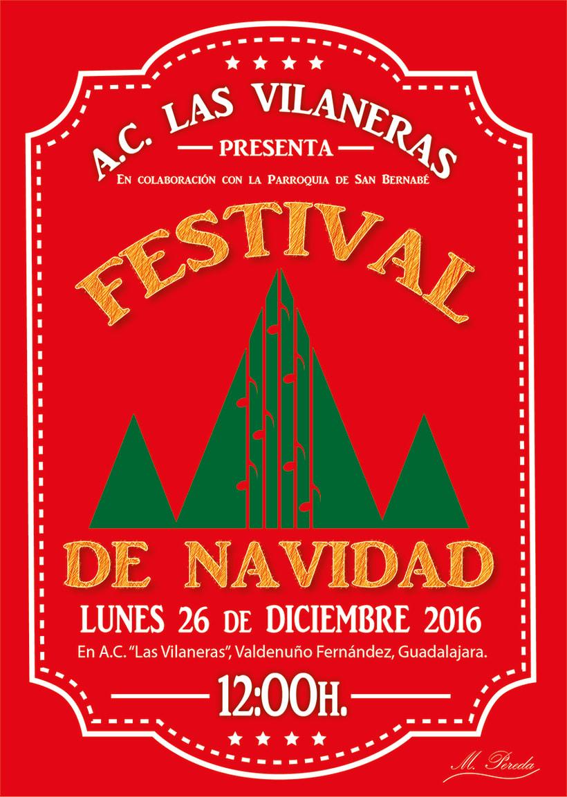 Festival de Navidad. Año 2016 0