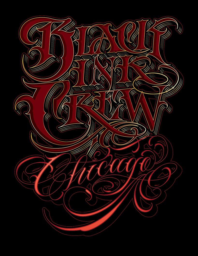 Black Ink Crew Chicago  1