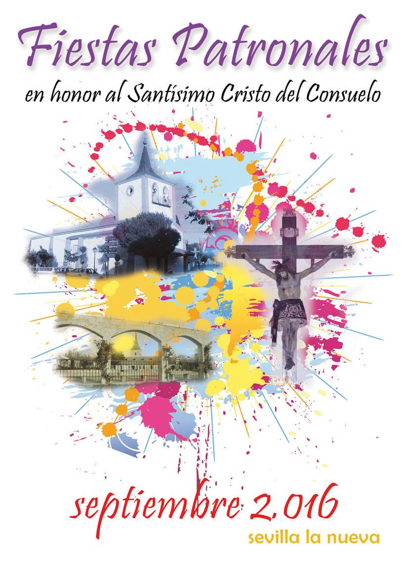 Programa de fiestas de Sevilla La Nueva 2016 -1