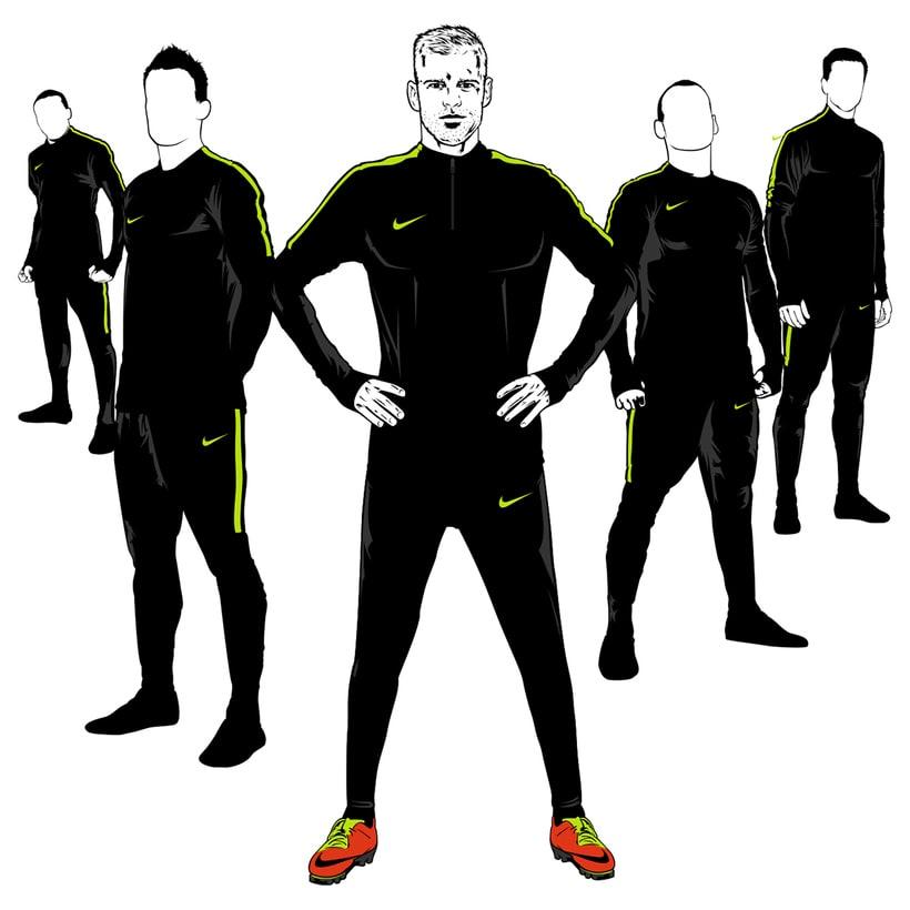 Nike // Hypervenom 3 18