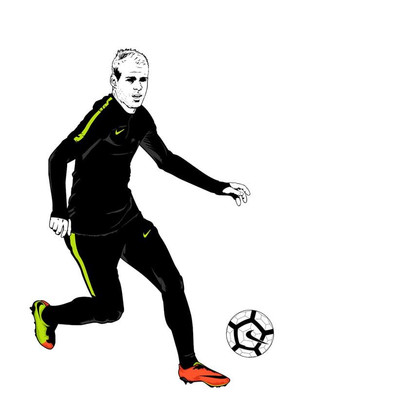 Nike // Hypervenom 3 21