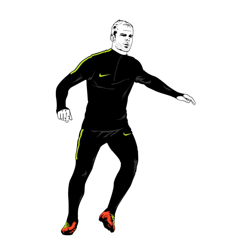Nike // Hypervenom 3 22