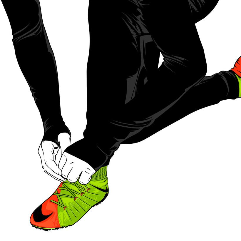 Nike // Hypervenom 3 33