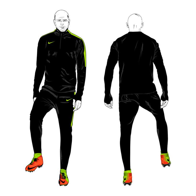 Nike // Hypervenom 3 34
