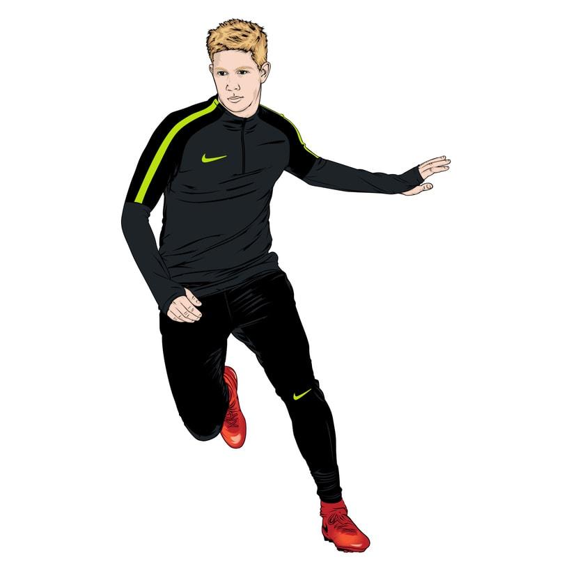 Nike // Radiation Flare 8