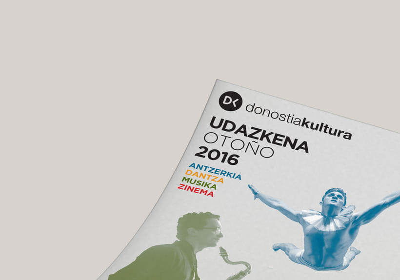 Nueva identidad corporativa de Donostia Kultura 1