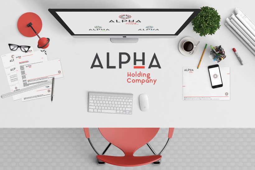 Alpha Holding Company 0