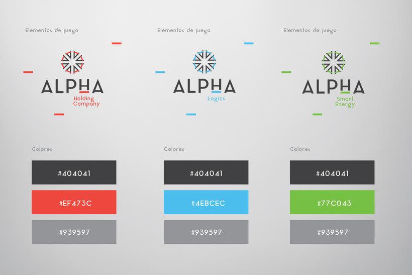 Alpha Holding Company 2