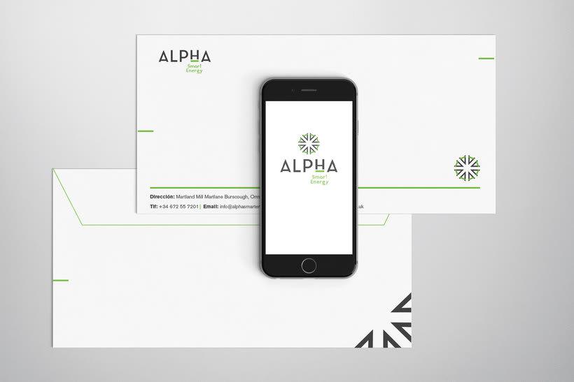 Alpha Holding Company 5