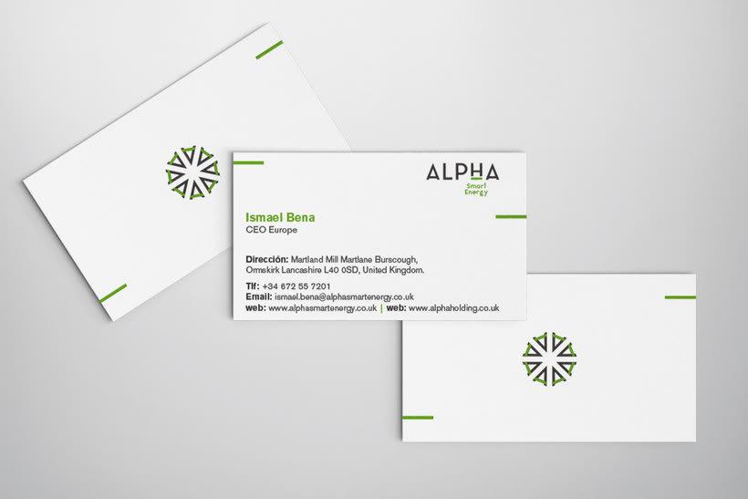 Alpha Holding Company 6