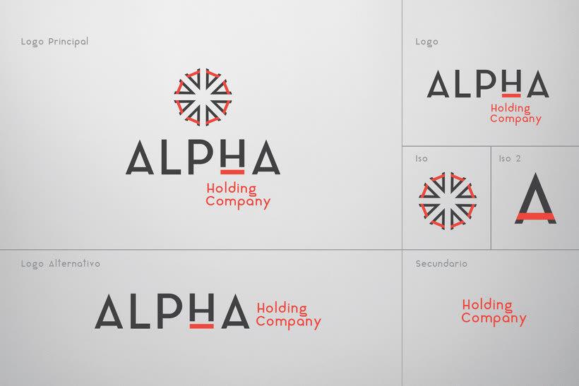 Alpha Holding Company 7