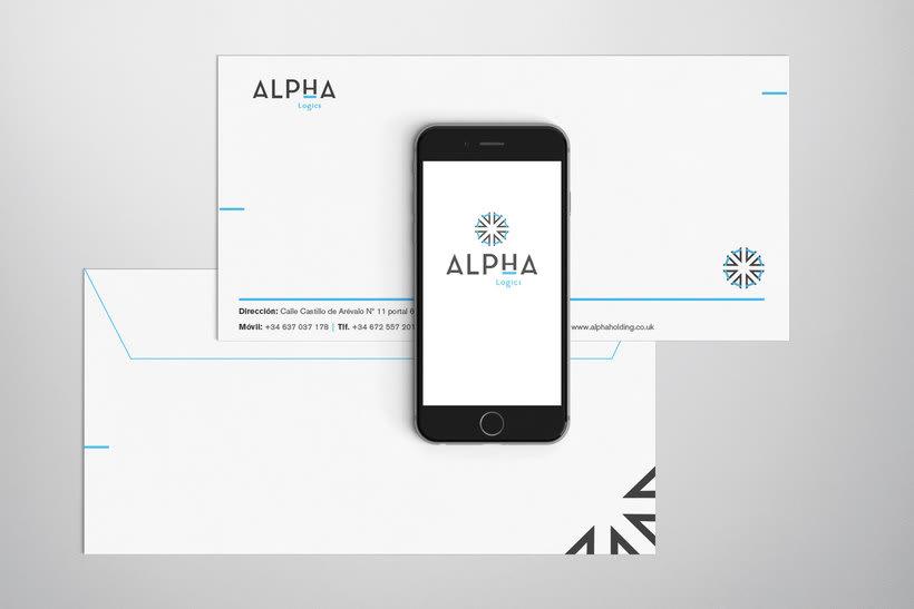 Alpha Holding Company 12