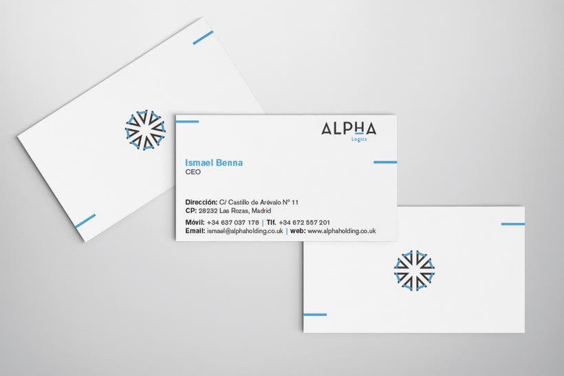 Alpha Holding Company 13