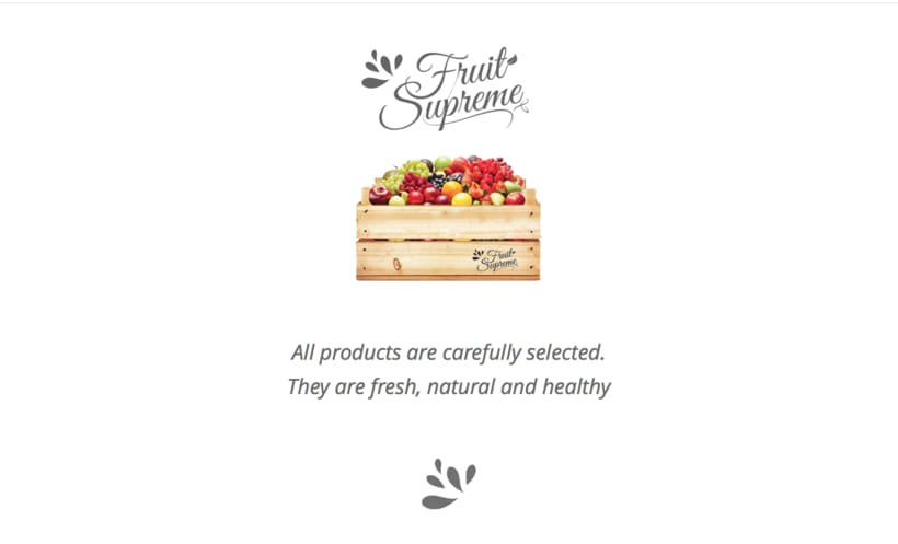 Fruit Supreme - Branding  - Web 6