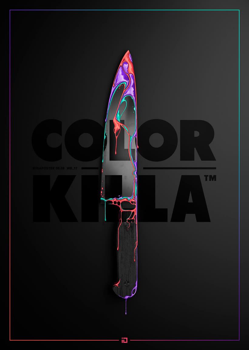 Binalogue da rienda suelta a la imaginación y asesina al color 1