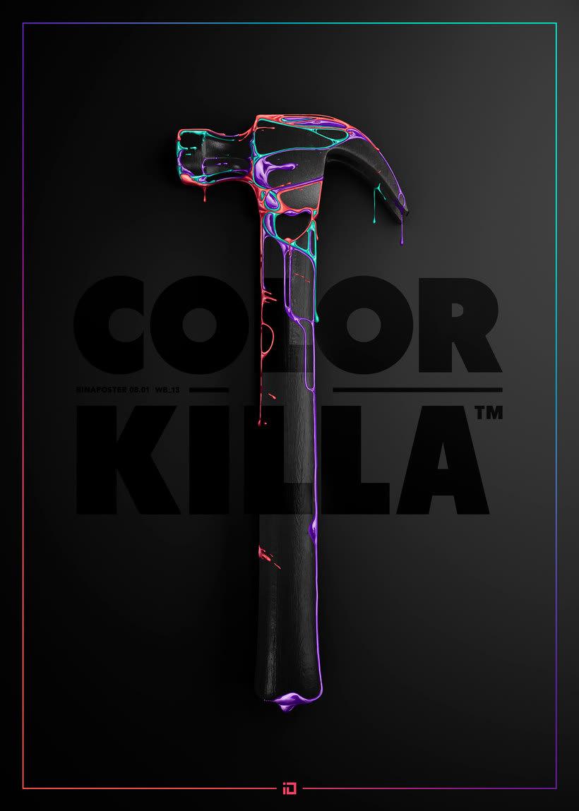 Binalogue da rienda suelta a la imaginación y asesina al color 3