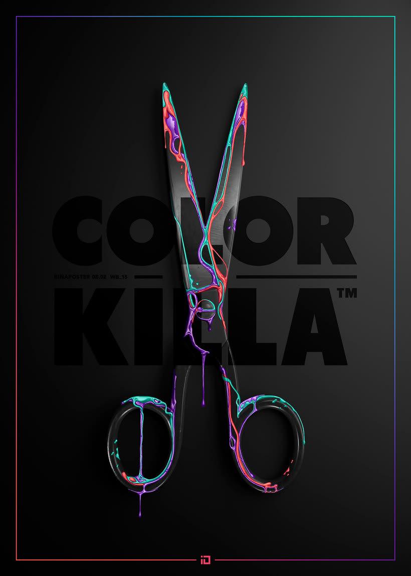 Binalogue da rienda suelta a la imaginación y asesina al color 5