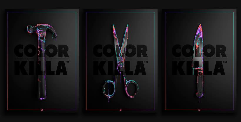 Binalogue da rienda suelta a la imaginación y asesina al color 7