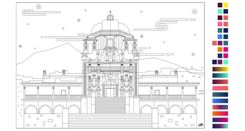 MEXICO arquitectura y monumentos IV 1