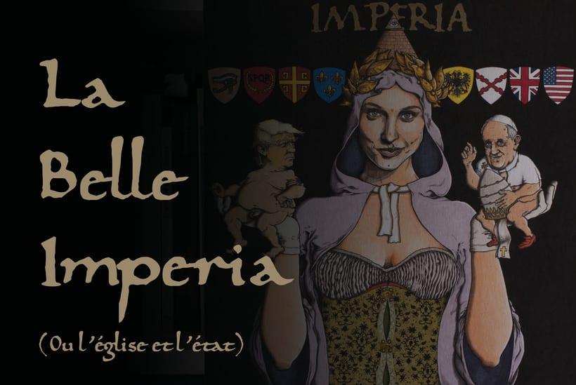 La Belle Imperia (o la iglesia y el estado). 0