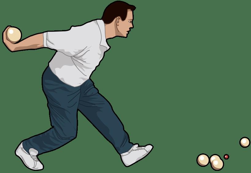 Ilustraciones deportes y paisajes Canarios -1